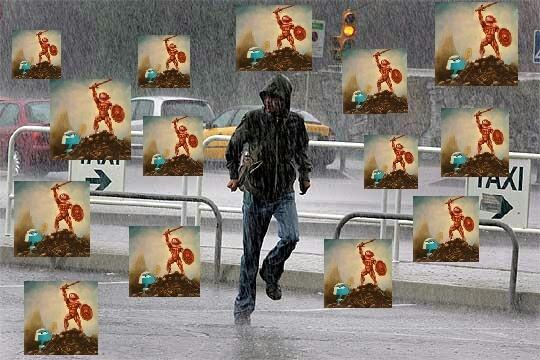 Llueven archies - meme