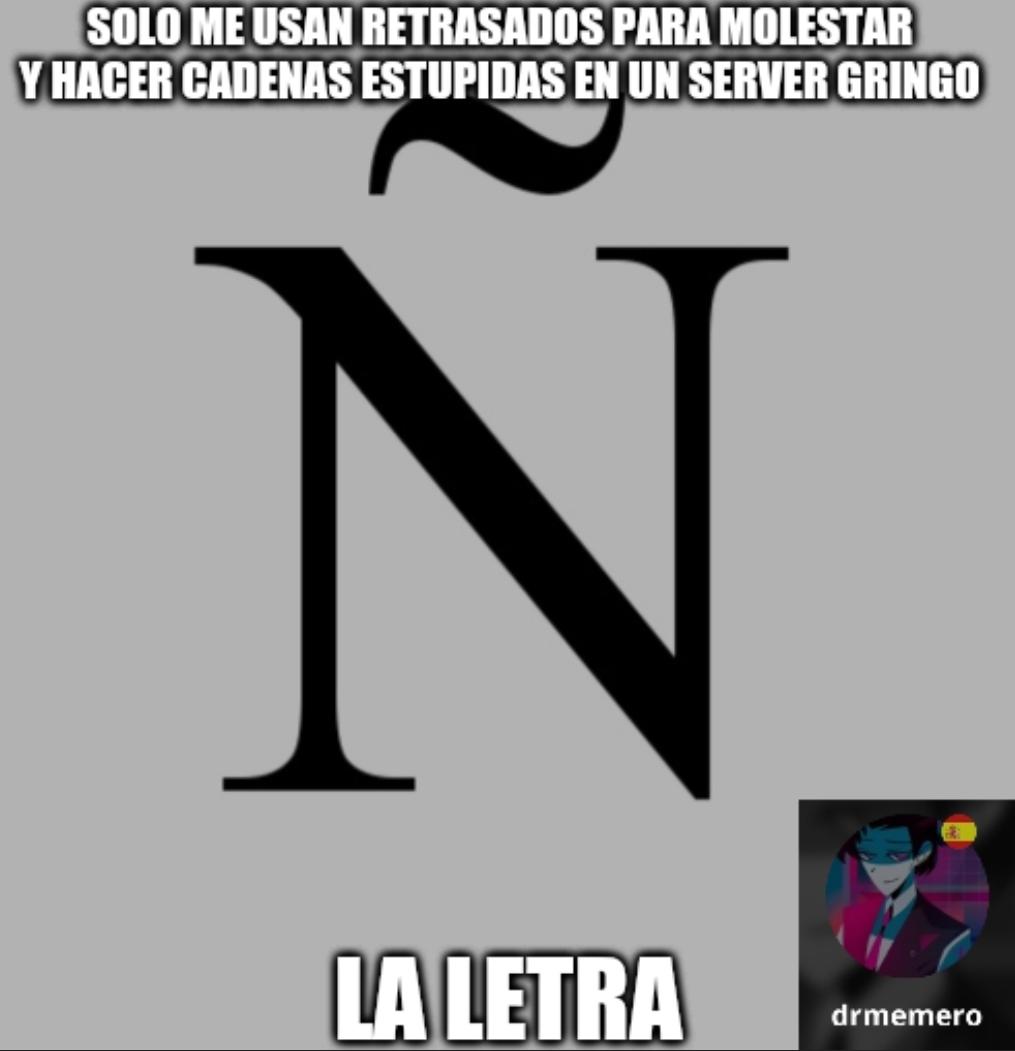 Ñn't - meme