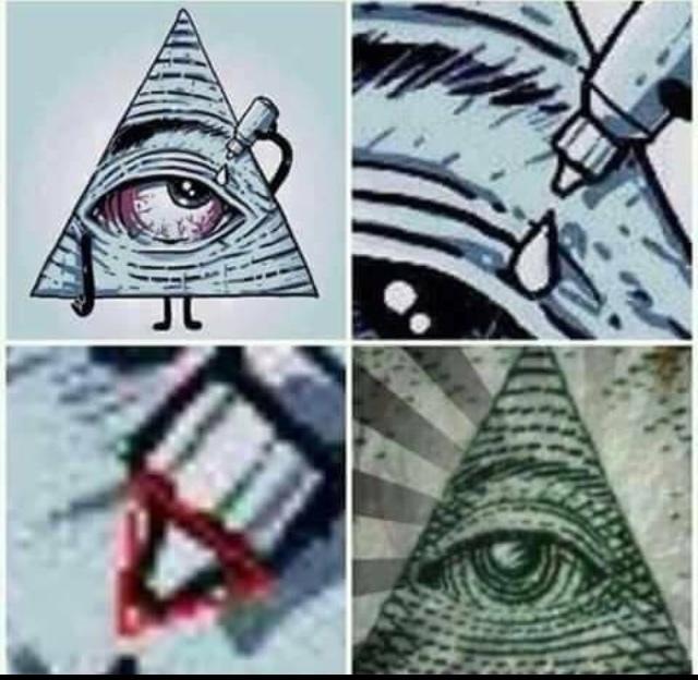 iluminati confirmed - meme