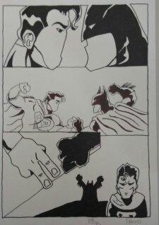 Batman Vs. Superman Obs: Imagem autorizada pelo autor. - meme