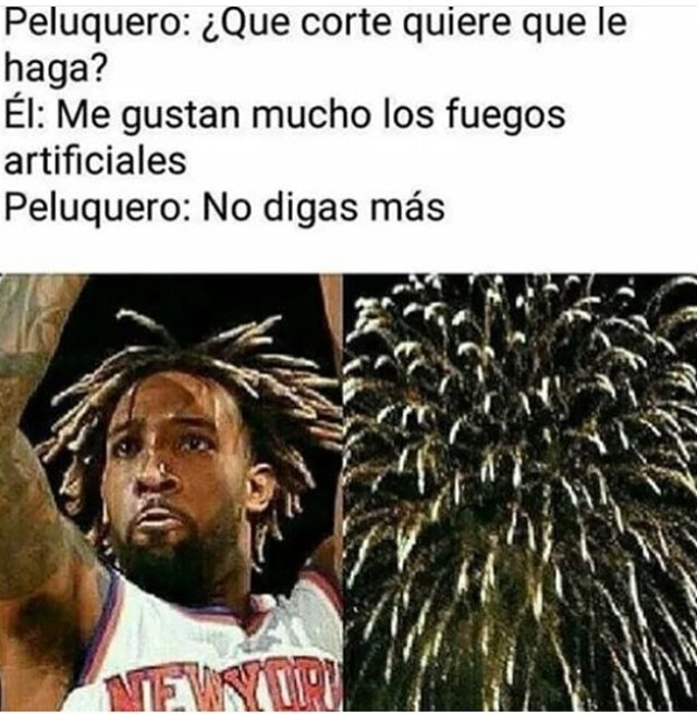 fuegos artificiales - meme