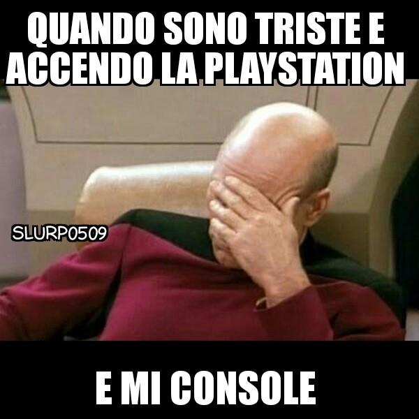 Console - meme