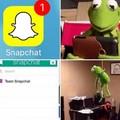 Team Snapchat...