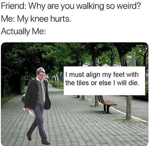 And then you kill yourself trying to jump the road at the crosswalk - meme