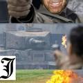 Obviamente gana Chuck Norris