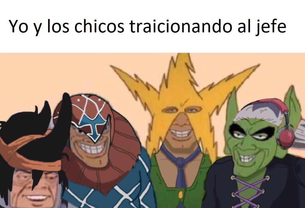 jotos - meme