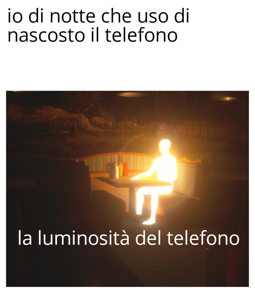 La notte - meme