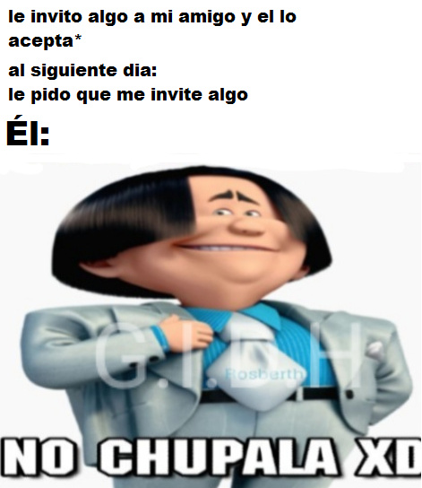 no chupala XD - meme