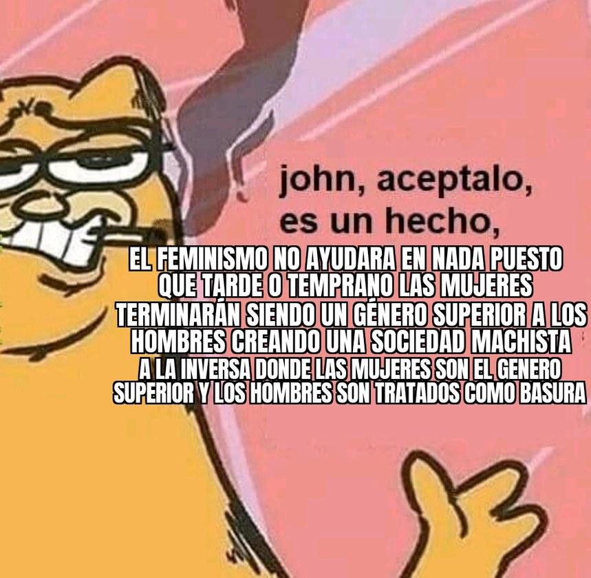 John: ptm, mi gato esta basado - meme