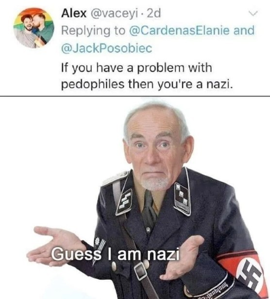 Shit, guess niggas can be nazis too these days... Not a bad thing, apparently - meme