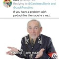 Shit, guess niggas can be nazis too these days... Not a bad thing, apparently