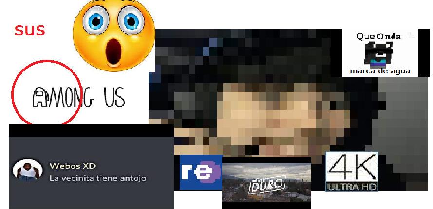 SPREEN RE DURO, SPREEN CHIQUITO MARCA DE AGUA, FULL 4K, AMONGUS REFERENCE, la vecinita tiene antojo. - meme