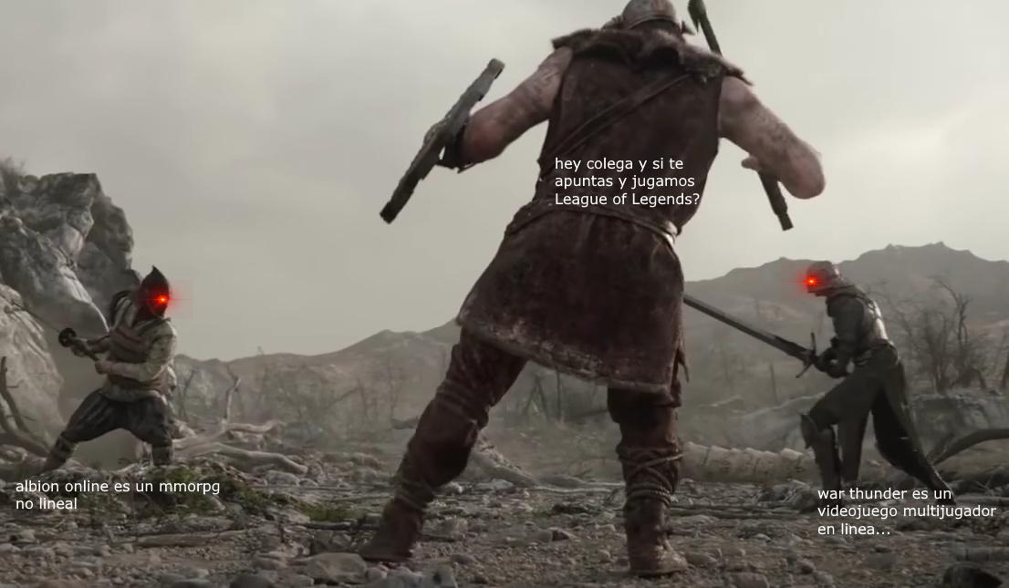 War thunder es un videojuego... NO! LOL ES UN VIDEOJUEGO - meme
