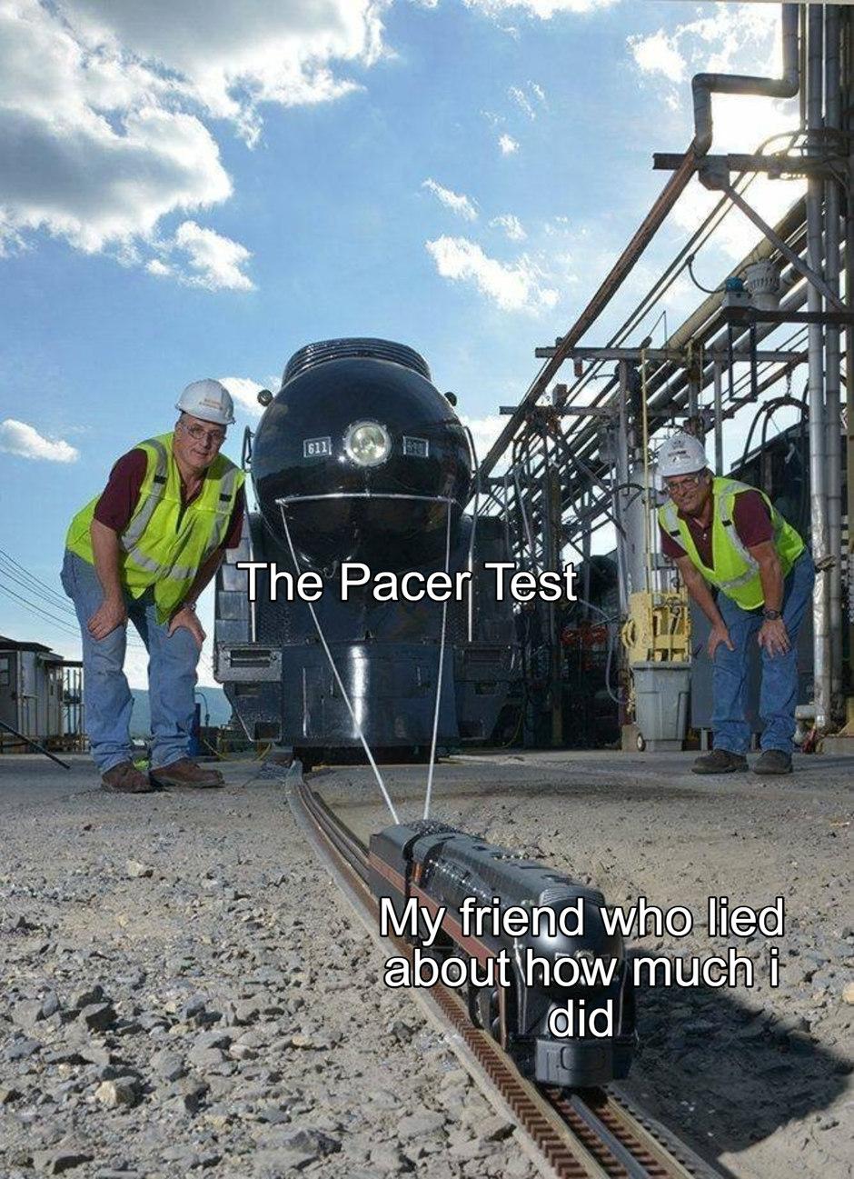 Pacer - meme