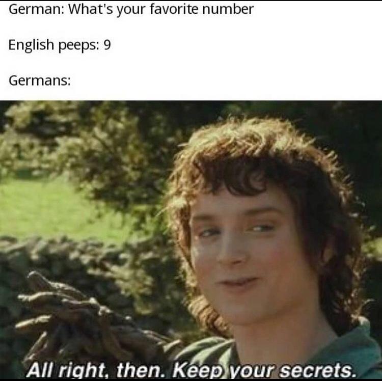keep your secrets - meme