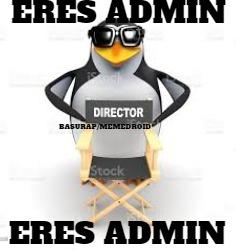 (pinguino recopilacion,7 osol) eres admin - meme