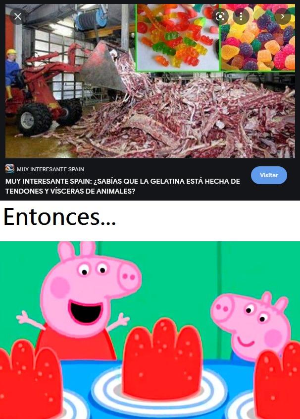 F Por Peppa xd - meme