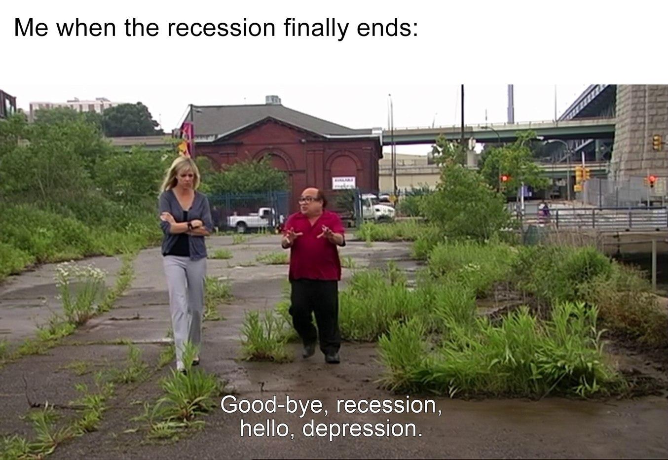 Recession - meme