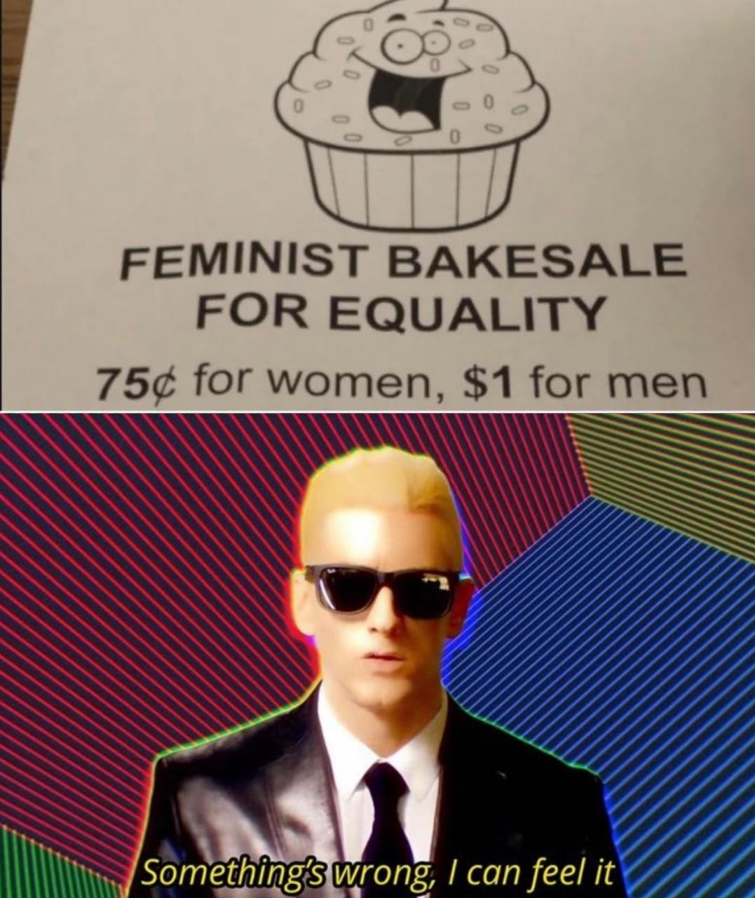 """""""Equality"""" be like - meme"""