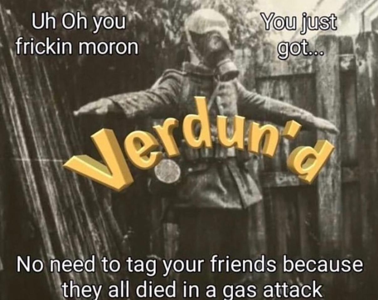 Verdun - meme