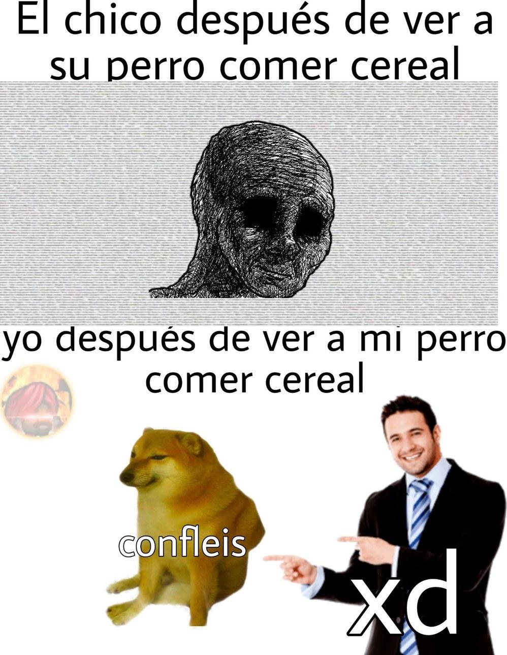 Confleis - meme