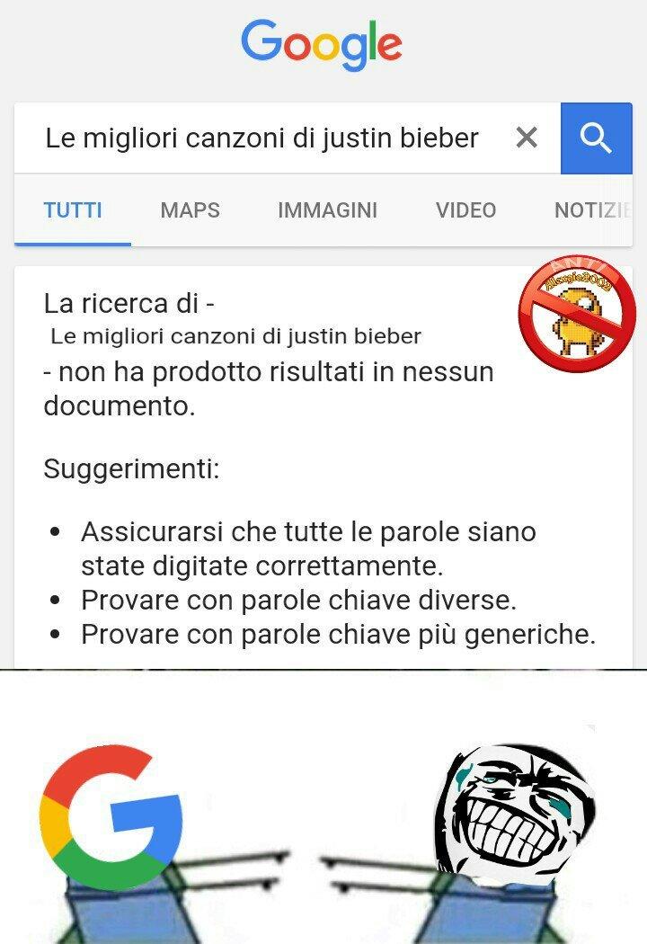 Google life [C. Tu che mi stai insultando] - meme