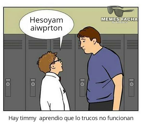 Hesoyam - meme