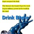 Drink Bepis not Cock