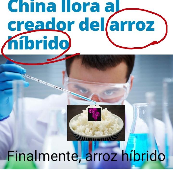 Guatafac chinos ustedes están re locos - meme