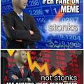Not stonks