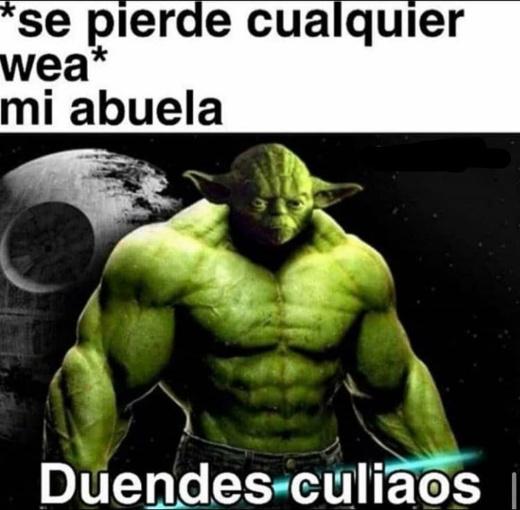 Duendes culiaos >:l - meme