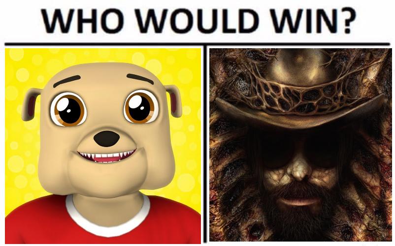 Bob Animation vs Dross Rotzank - meme