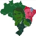 Segundo turno é Bolsonaro, porra. Sou nordestino, mas tô do lado do progresso