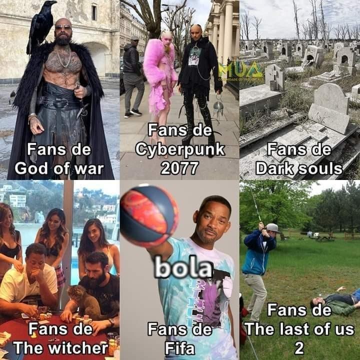 Bola - meme