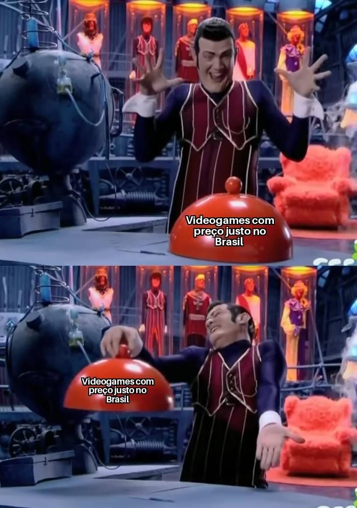 Esse é o Robbie rotten - meme