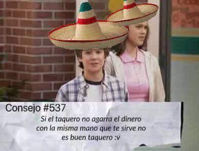 El taquero - meme