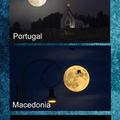 Super Luna en chile
