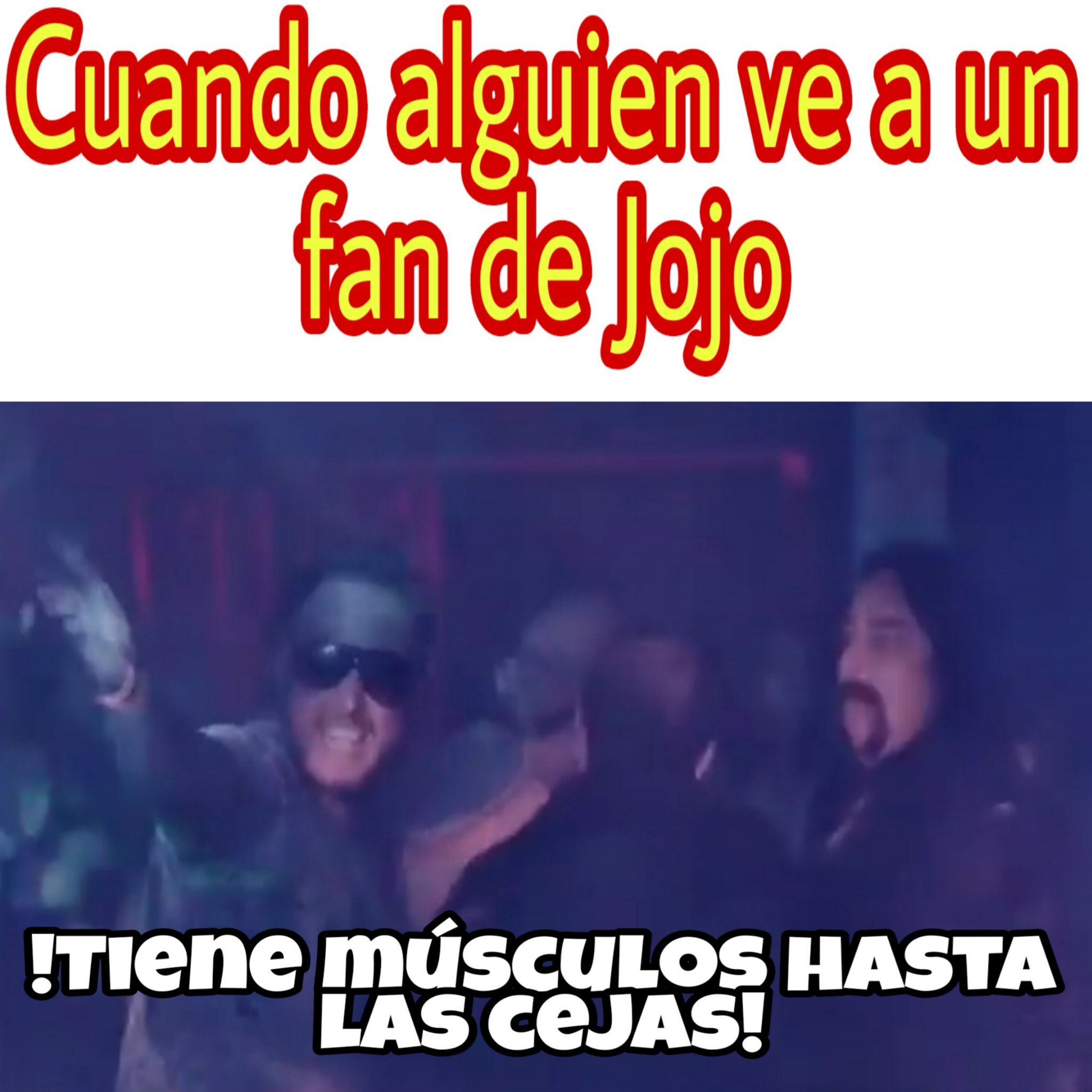 Jojo 4 lyf - meme