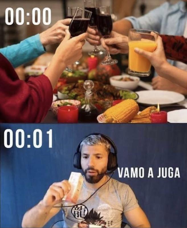 BUENO VAMOS A JUGAR - meme