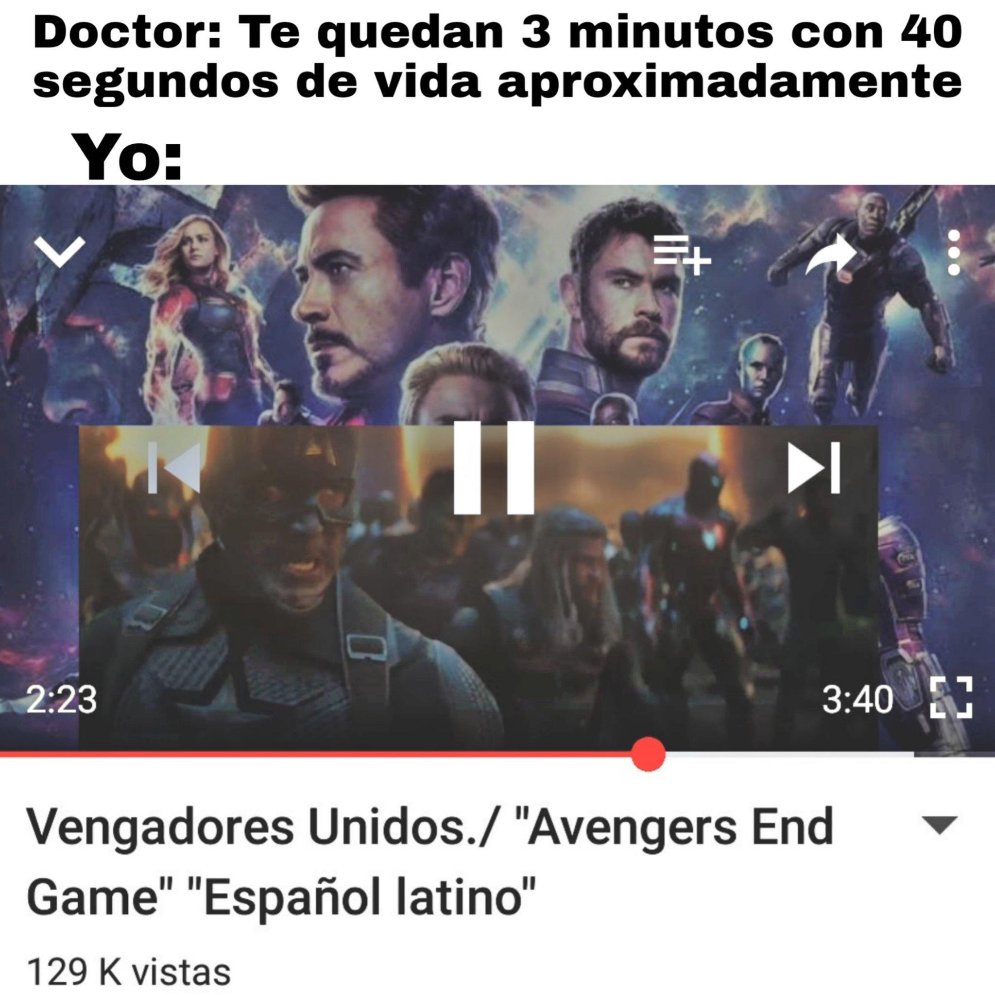 Avengers:Assemble - meme