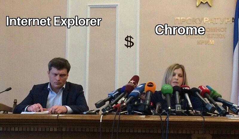 Explorador - meme